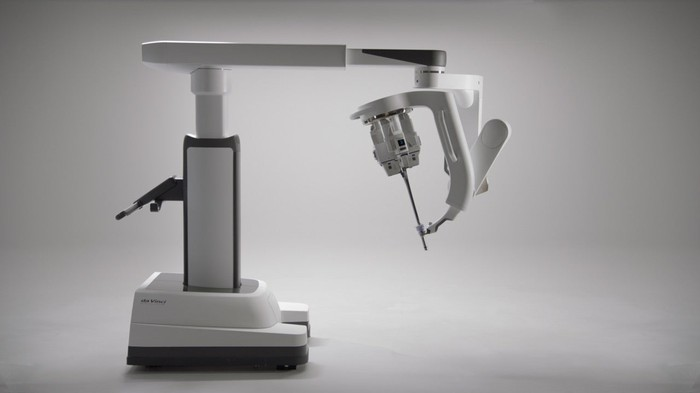 Intuitive Surgical's da Vinci Single-Port Surgical System.