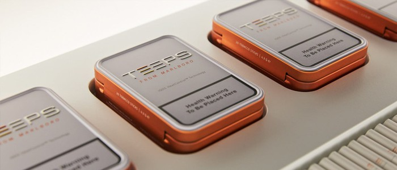 Heat sticks for PMI's iQOS.