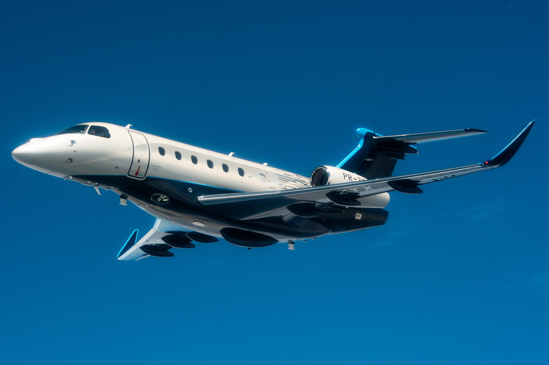Aerospace-Embraer Praetor 600-ERJ