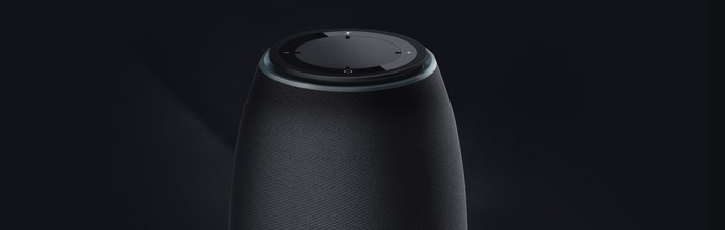 A DuerOS smart speaker.