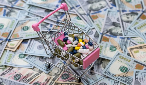 drugs-in-basket-on-cash-money-getty