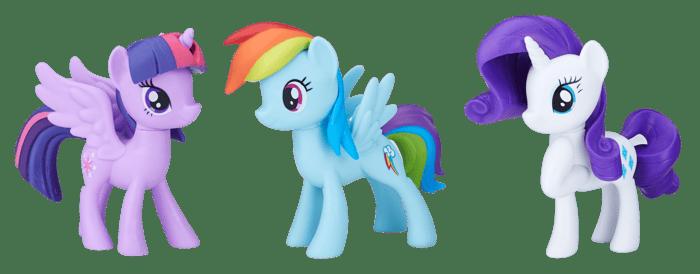 Hasbro's My Little Pony.