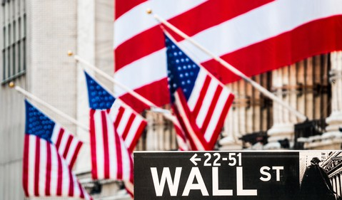NYSE Wall Street Trading New York Financial Stock Market Getty