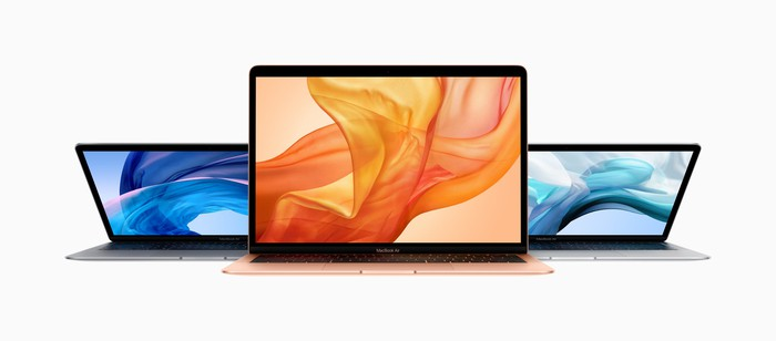 New MacBook Air lineup