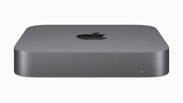 Apple's new Mac mini.