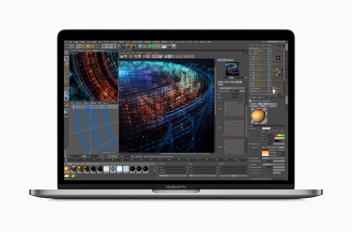 Apple's 15-inch MacBook Pro.