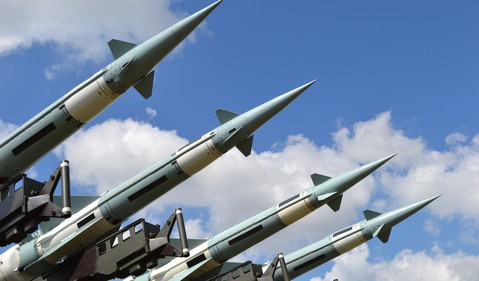 18_09_11 Missles lined up_GettyImages-517581640
