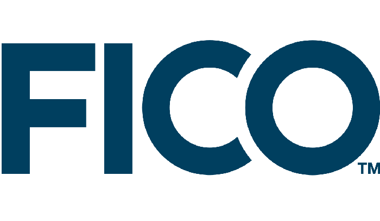 FICO logo.