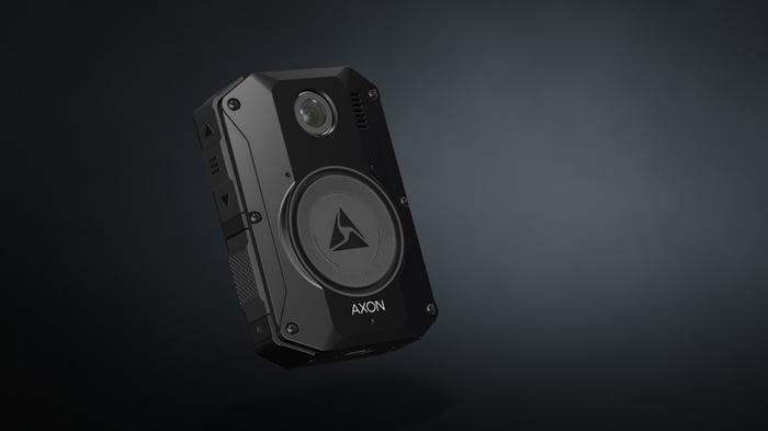 Axon 3 body camera.