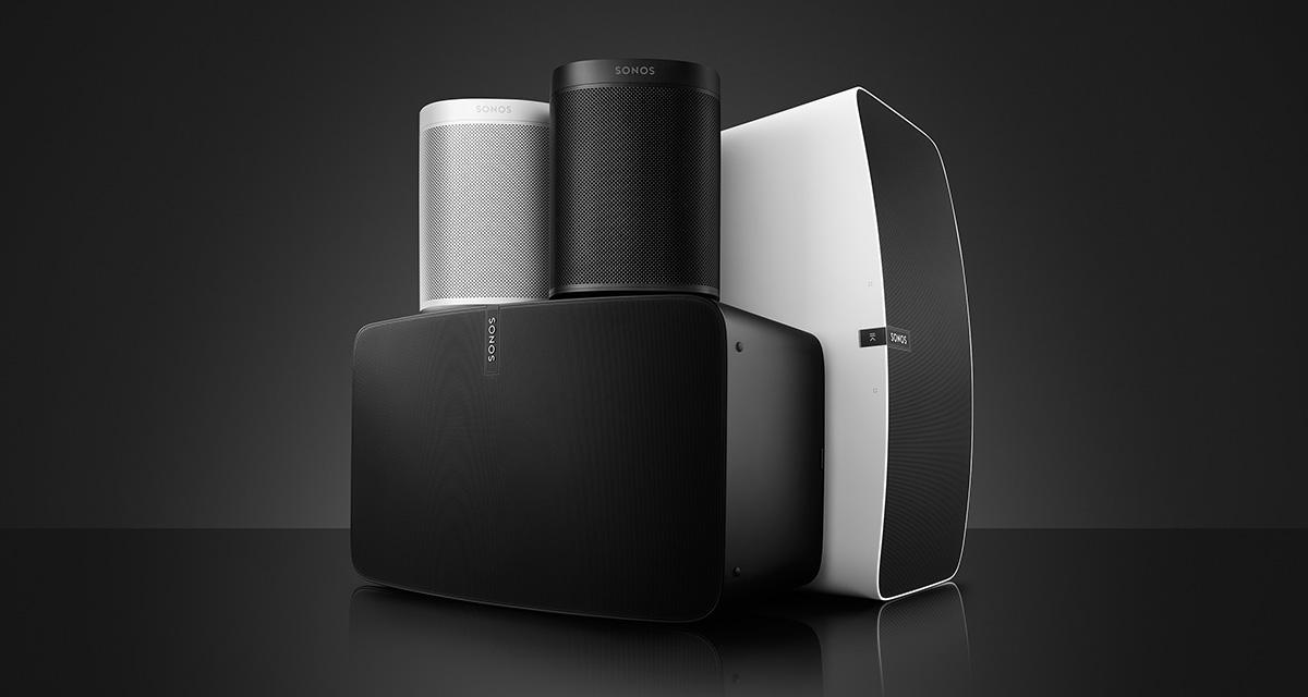Sonos speakers.