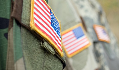 Military uniform GettyImages-96655110