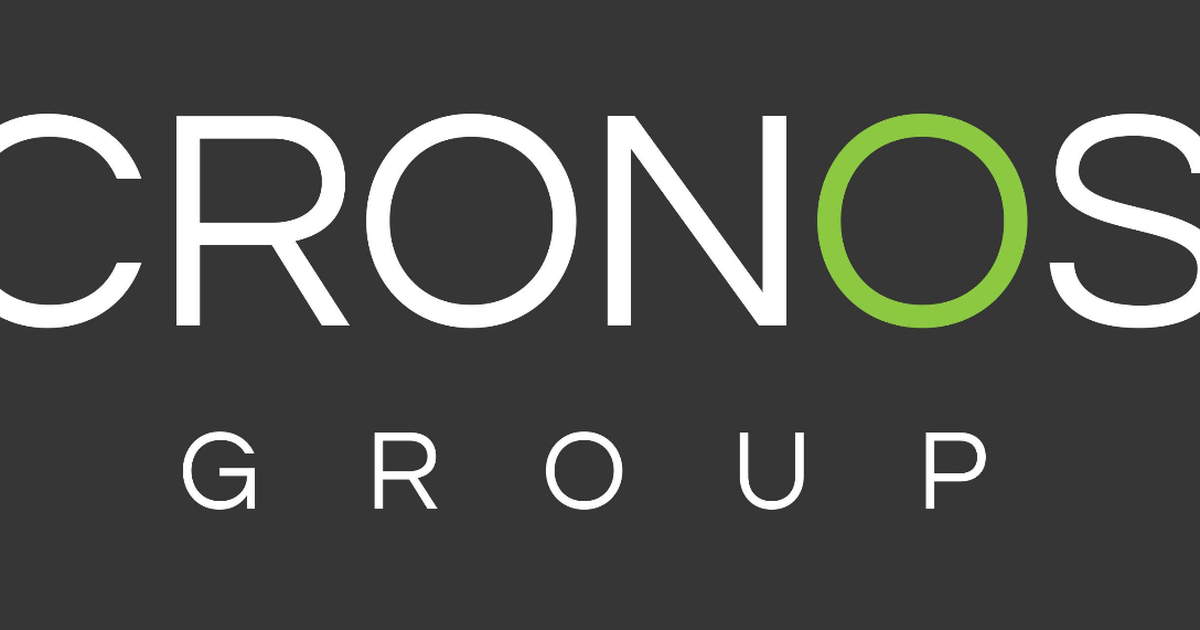 Cronos Triples Marijuana Sales -- and That's Just the