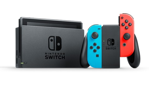 switch console w controller