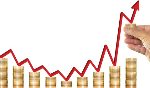 coins dividend growth getty