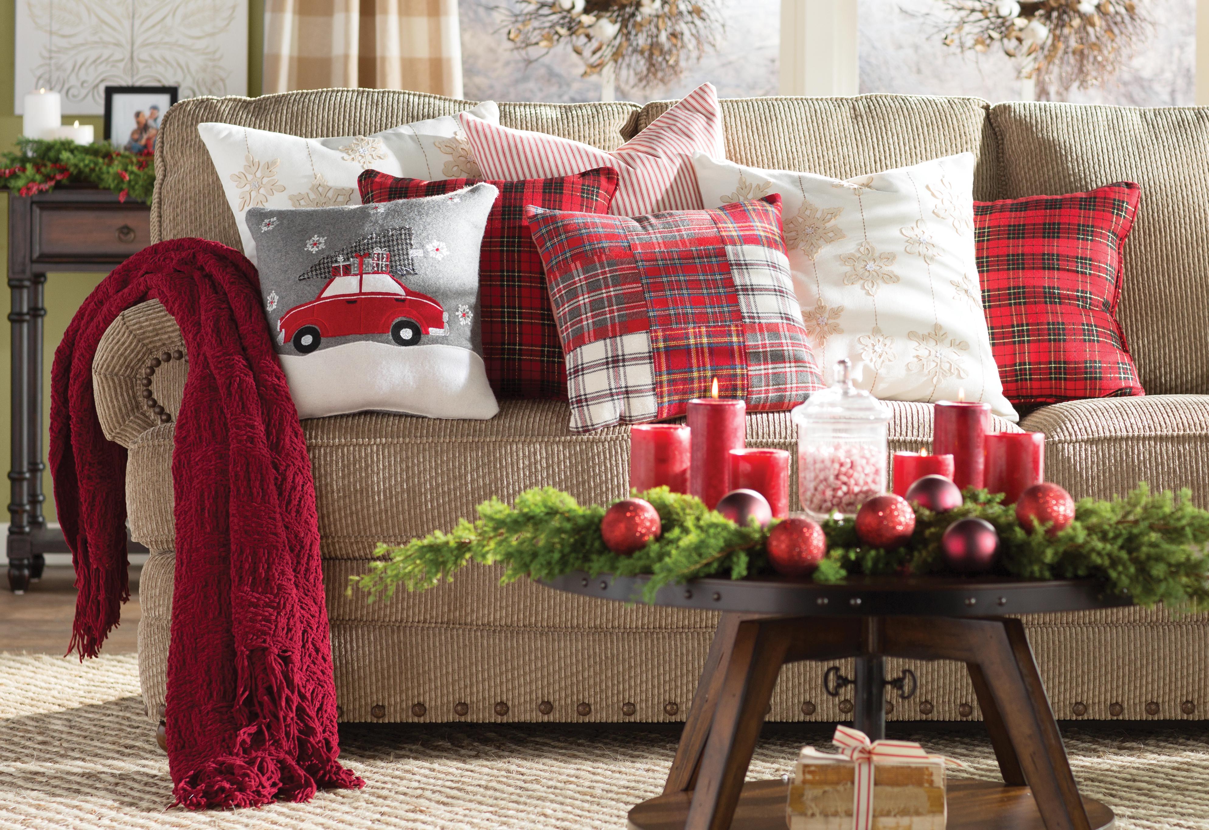 A living room arrangement on Wayfair