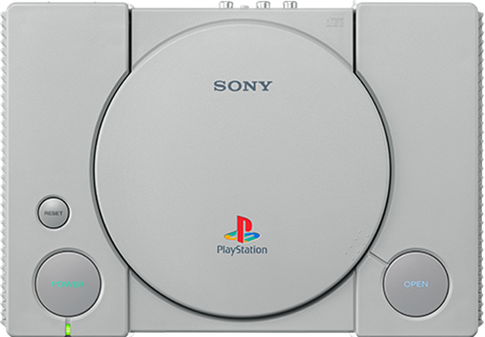 The orignal PlayStation