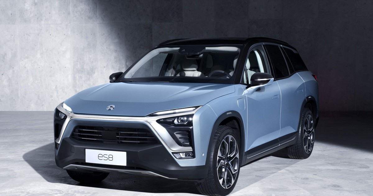 "No ""Production Hell"" for Chinese Tesla Rival NIO As Deliveries Climb"