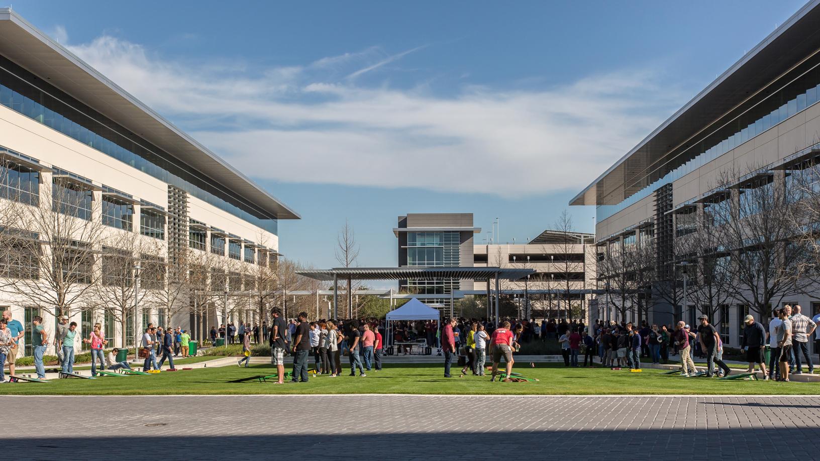 Apple campus in Austin
