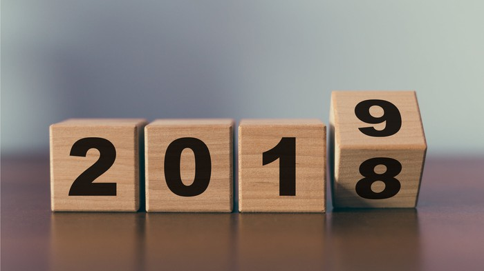 Image result for 2018 into 2019