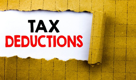 Best tax deductions for 2019 - Getty