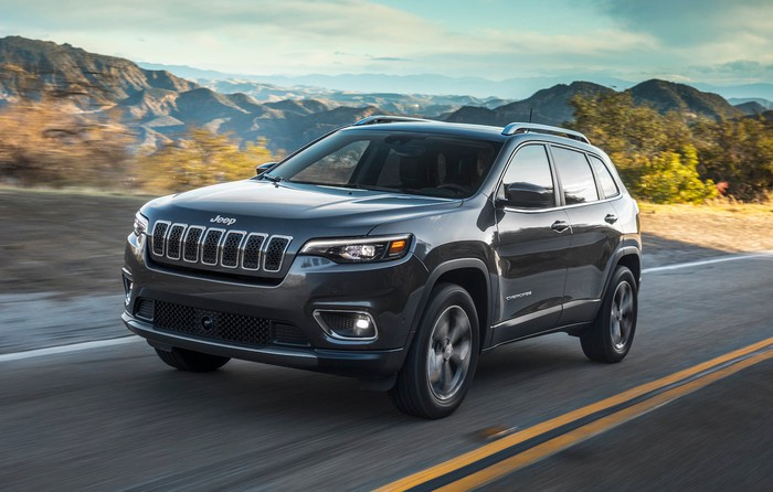 The 10 Best-Selling SUVs of 2018 -- The Motley Fool