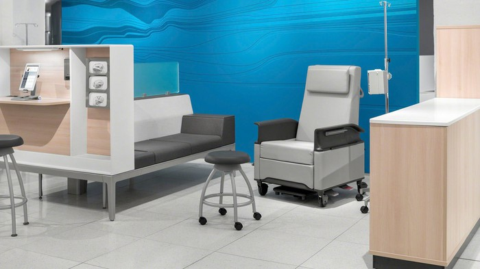 Steelcase furniture