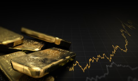 Gold bars GettyImages-629743180