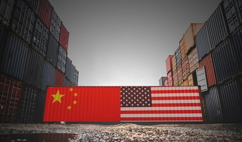 US China trade dispute