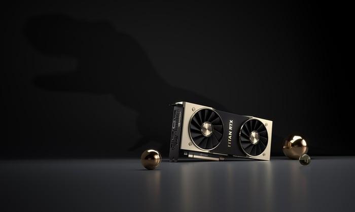 NVIDIA's Titan RTX.