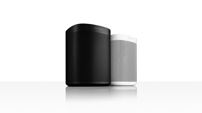 Sonos One speakers.