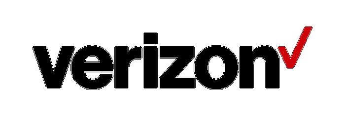 Verizon logo.