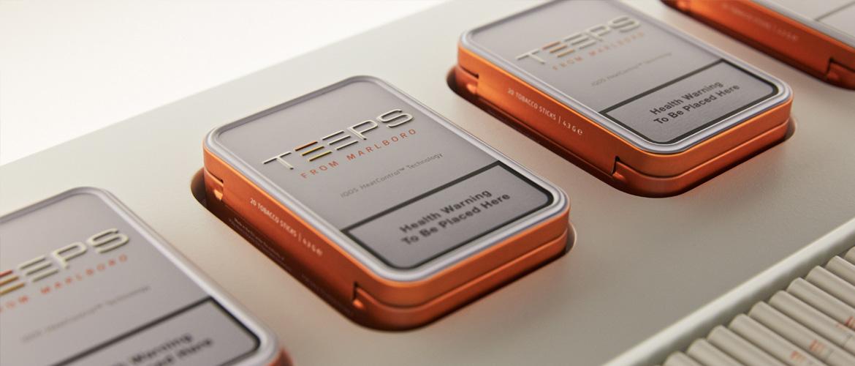 PMI's IQOS HeatSticks.