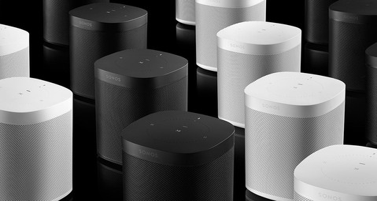 sonos one smart speaker source-sono