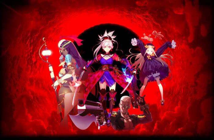 Sony's Fate/Grand Order.