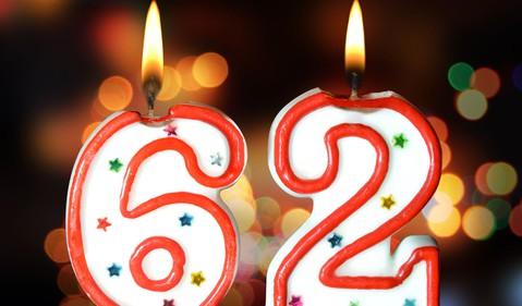 Getty - 62 birthday Social Security retirement retire early