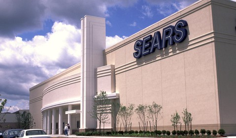 Retail Department Stores Sears Holdings SHLD