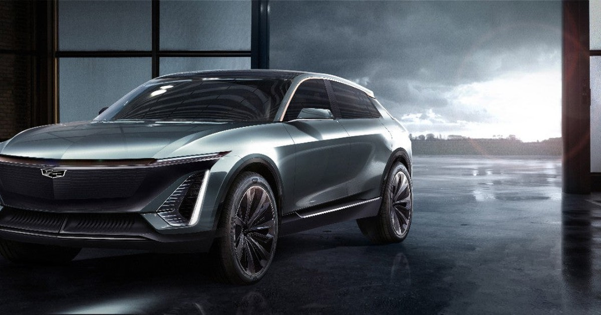Why An Electric Cadillac Suv Will Lead General Motors Global Vehicle Charge