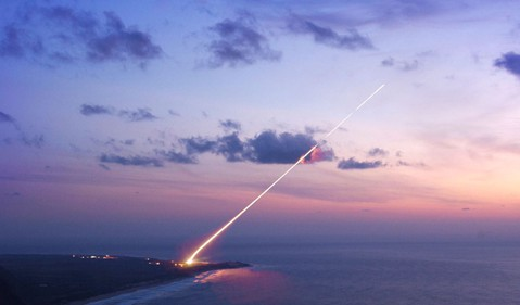 LMT THAAD launch. source LMT