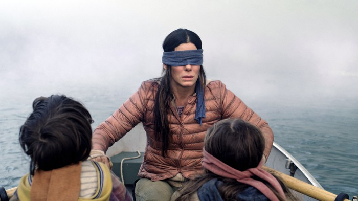Bird Box movie image
