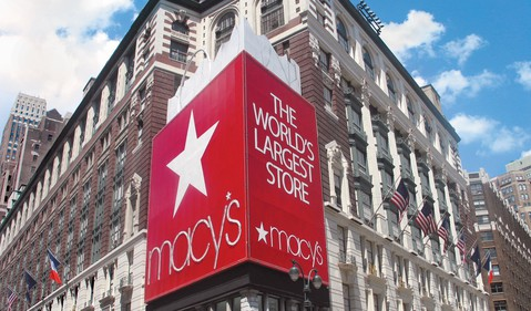 Retail Department Stores Macys Herald Square M
