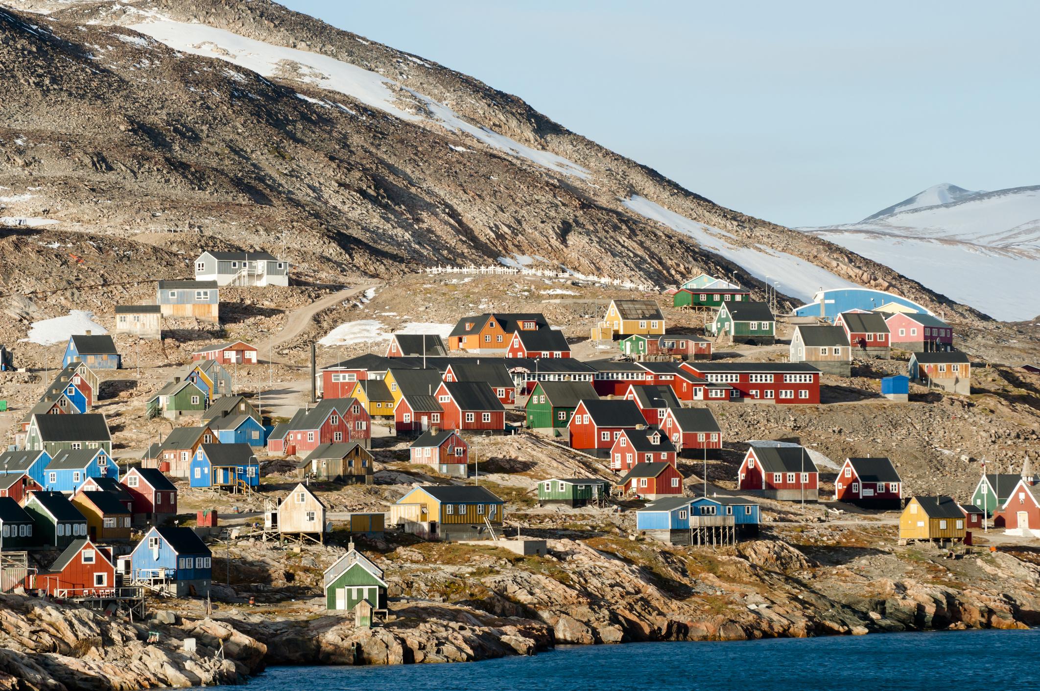 Ittoqqortoormiit. Greenland