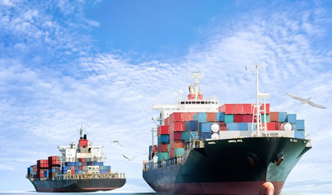 container freight shipping getty