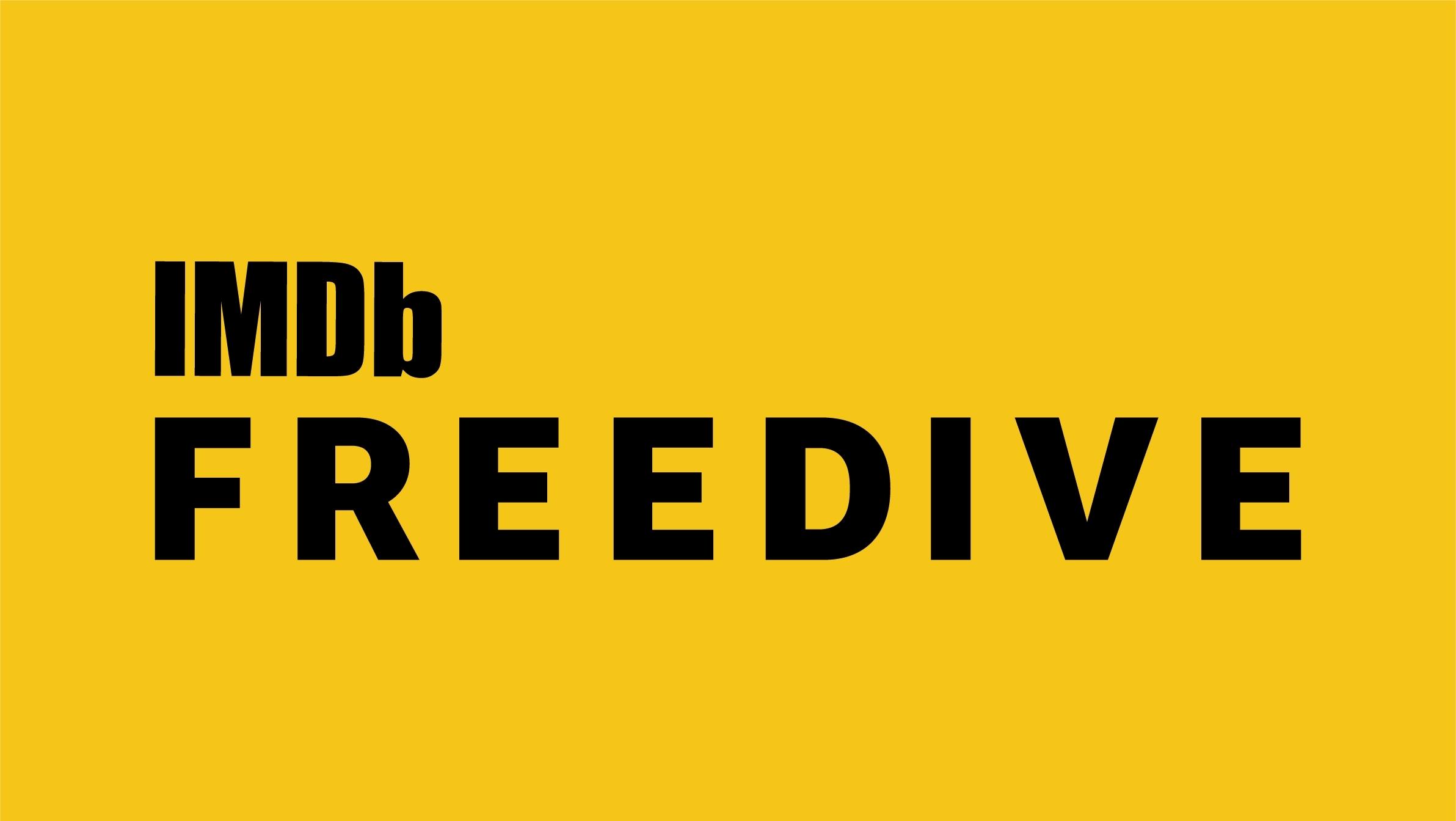 The IMBb Freedive logo.