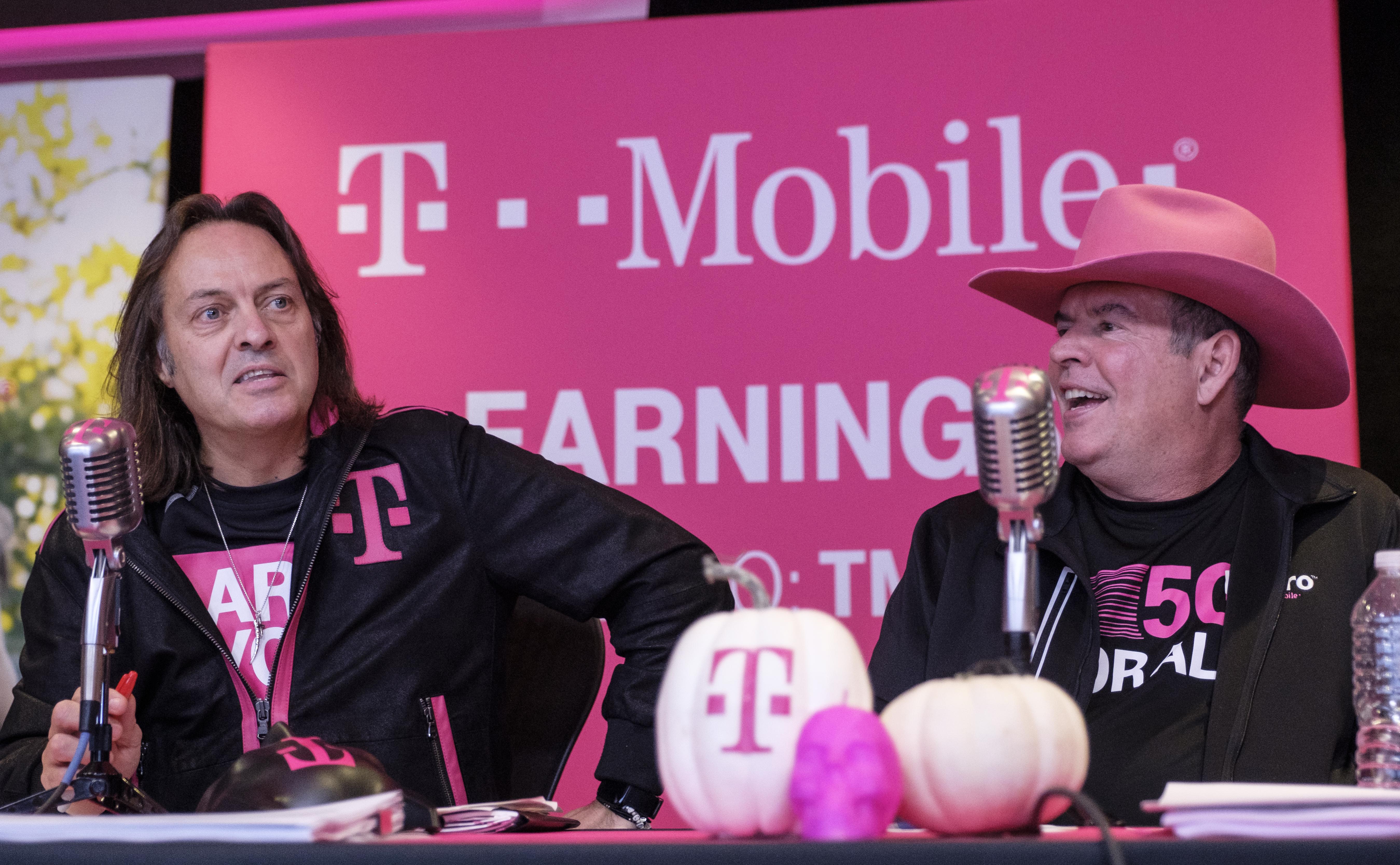 T-Mobile Q3 2018 Earnings - Original File