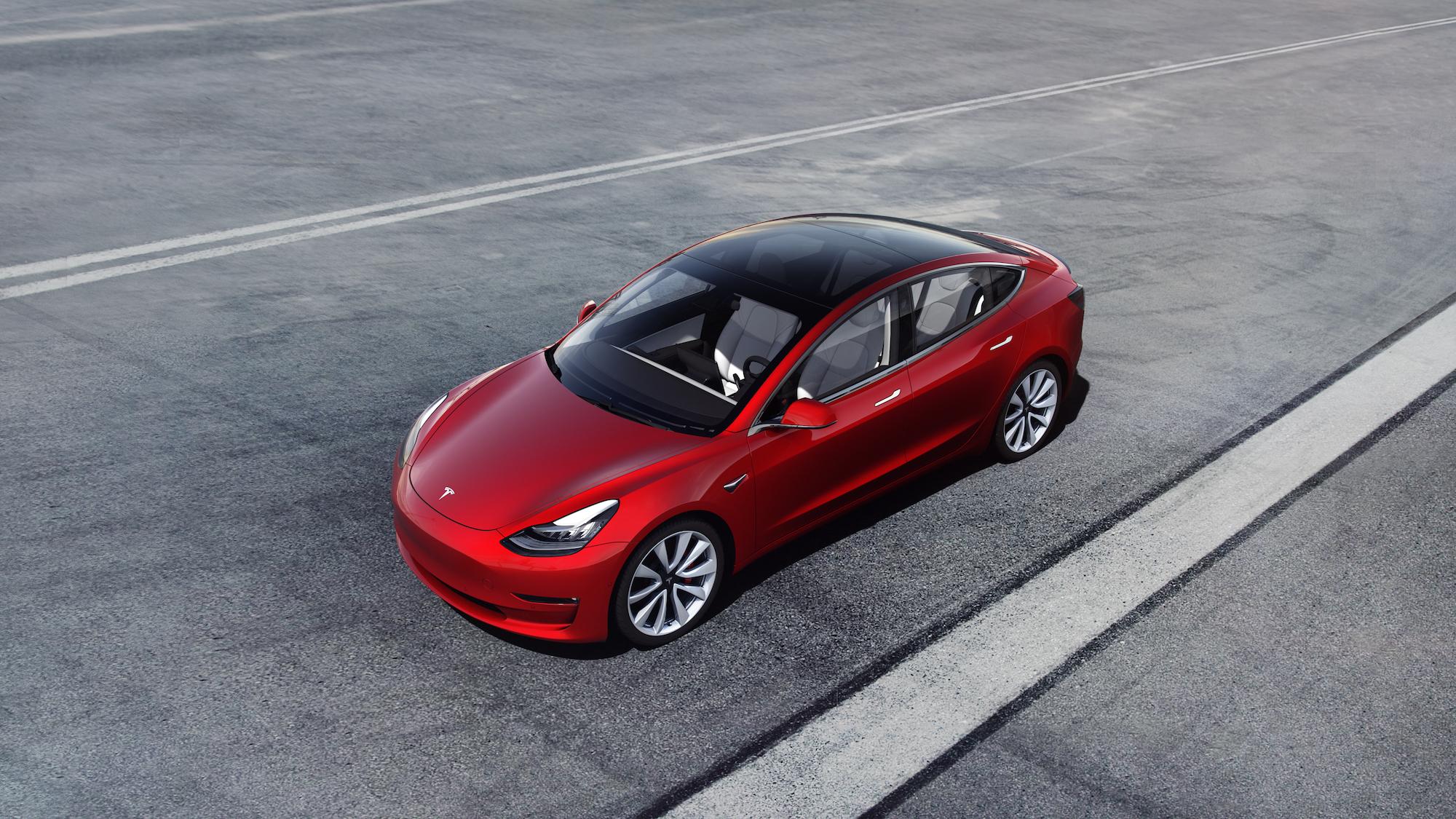 Tesla Posts Another Quarterly Profit