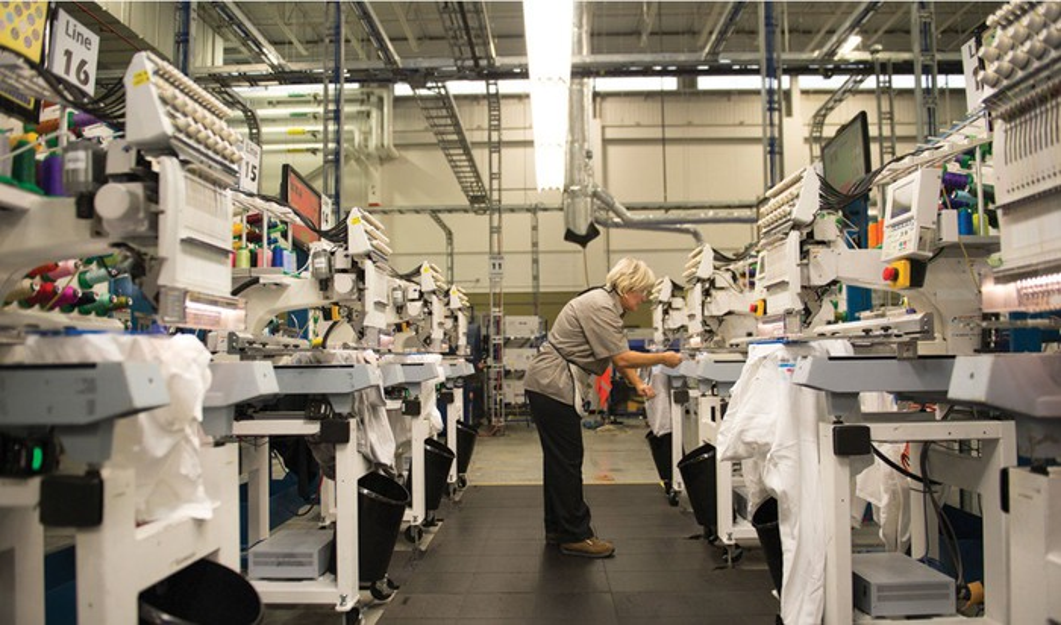 Cimpress employees working on its mass-customization platform
