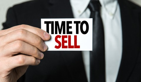 Time to sell