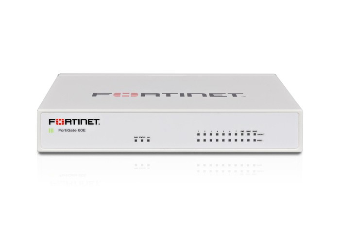 Fortinet hardware.