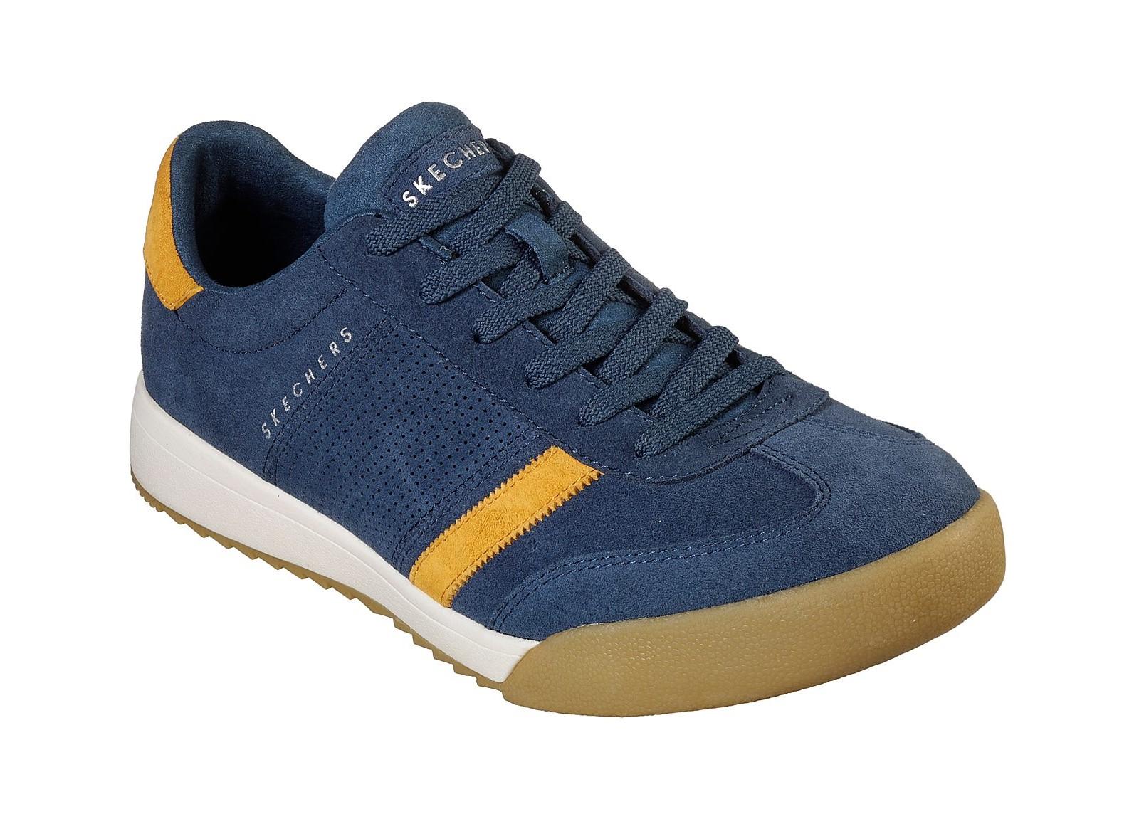A Skechers shoe
