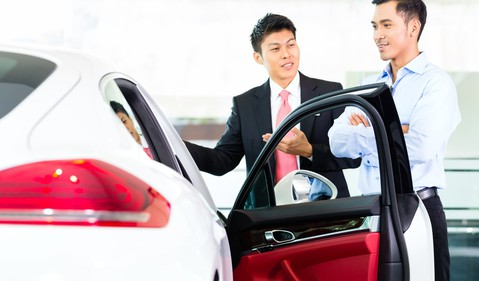 chinese used car dealership-uxin